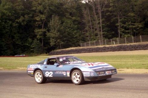 SCCA Corvette Challenge (1989)